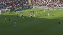 Serie A, Cagliari-Lazio 1-2: highlights