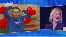 Amici 2019, Alberto ha una cotta per Emma Marrone