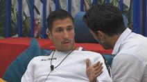 """Gianmarco Onestini parlando di Kikò Nalli: """"Non mi venire a prendere in giro, basta"""""""