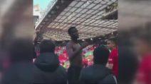 """Tifosi dello United insultano Pogba: """"Fai le valigie e vattene"""""""