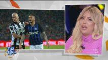 """Wanda Nara e le voci di mercato: """" Mauro Icardi resta all'Inter"""""""