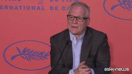 """Festival di Cannes, Frémaux: """"Tutte scelte basate sul merito, anche la Palma d'oro ad Alain Delon"""""""