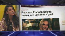 """Grande Fratello 2019, Valentina Vignali su Francesca Cipriani: """"È stupida"""""""