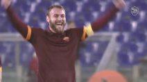Il video tributo della Roma a Daniele De Rossi