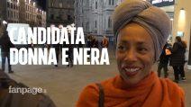Una giornata con Antonella Bundu, candidata sindaca a Firenze