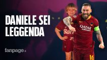 Daniele De Rossi, un'altra leggenda saluta la Roma. Il capitano lascia dopo 18 anni d'amore