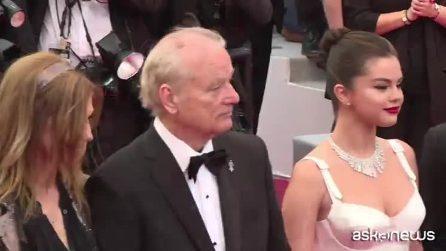 Selena Gomez, Tilda Swinton e Alessandra Ambrosio brillano sul Red Carpet del Festival di Cannes