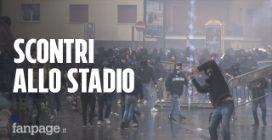 Coppa Italia, guerriglia ultrà fuori dallo stadio Olimpico: tensione tra polizia e tifosi
