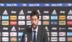 """Juventus, Agnelli: """"Allegri ha scritto da solo la storia della Juve"""""""