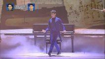 """Amici 2019, Vincenzo Di Prima danza """"The 5th"""" nella versione di David Garrett"""