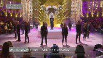 Amici 2019, Alberto Urso canta 'Amazing Grace'