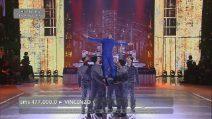 Amici 2019, Vincenzo Di Primo balla sulle note de 'La canzone popolare'