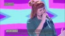 Amici 2019, Tish canta 'Black horse & the cherry tree'