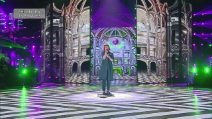 Amici 2019, Tish canta 'Young and beautiful'