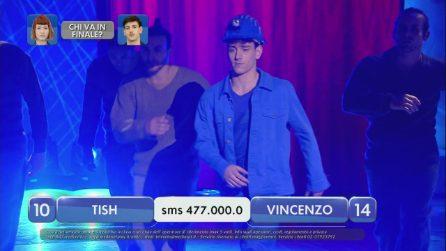 Amici 2019, Vincenzo Di Primo balla sulle note di 'Vivere la vita'