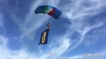 Grandi emozioni a Pisa per l'Airshow con le Frecce Tricolori