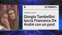 Grande Fratello, Francesca scopre di essere lasciata da Giorgio in diretta