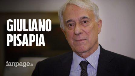 """Giuliano Pisapia (Pd-Siamo europei): """"Noi siamo ripartiti, i sovranisti non saranno la maggioranza"""""""