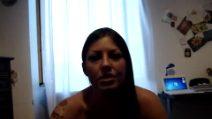 Eliana Michelazzo in un video del 2009: diceva di aver sposato Simone Coppi