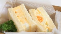 Japanese egg sandwiches: special and mouth watering delicious recipe