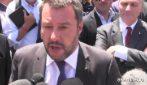 """Salvini: """"D'accordo con Cantone e Conte, rivedere abuso d'ufficio"""""""