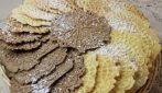 La ricetta delle pizzelle: fragranti biscotti dal sapore unico