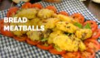 Bread meatballs: juicy every time, they're perfect to use stale bread!