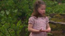 Il tenerissimo nomignolo con cui il principe William chiama la piccola Charlotte