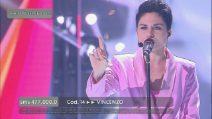 Amici 18, Giordana Angi canta 'Via'