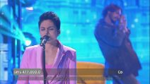 Amici 2019, Giordana Angi canta 'Piazza grande'