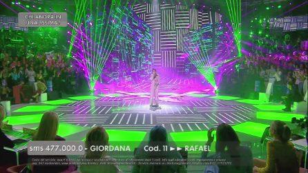 Amici 2019, Giordana Angi canta 'A mano a mano'