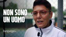 """Imma Battaglia risponde alle critiche sul suo abito da sposa: """"Non sono un uomo, contro di me attacchi omofobi"""""""