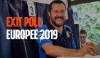 Elezioni Europee 2019, primi exit poll: Lega in testa, segue il PD di Nicola Zingaretti