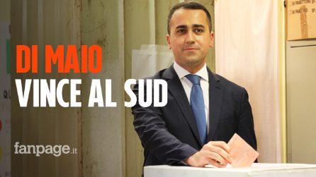 Elezioni Europee 2019: Movimento 5 Stelle il più votato al sud. Matteo Salvini al massimo storico