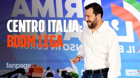 Elezioni Europee 2019: il risultato per Matteo Salvini è eclatante. È boom per la Lega