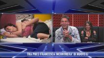 """Gennaro si confessa a Francesca: """"Voglio fare l'amore"""""""