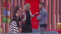 Grande Fratello - Alessandra, Giorgio e Francesca: il confronto