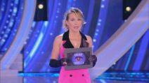 Barbara d'Urso annuncia un eliminato a sorpresa