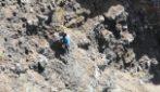Cade nel cratere sul Vesuvio, salvato dal soccorso alpino