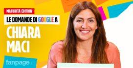 Maturità 2019, data, come studiare: Chiara Maci risponde alle domande di Google