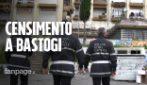 Roma, censimento casa per casa negli alloggi popolari di Bastogi: sequestrate 40 automobili