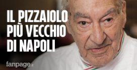 I pizzaiuoli di Napoli fanno festa: don Vincenzo Capasso compie 90 anni