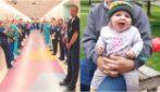 Bimba muore e gli organi vengono donati: tutto l'ospedale si ferma per salutarla come un'eroina