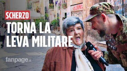 Tuo figlio verrà arruolato nell'esercito - Scherzo alle mamme