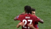 Champions: Tottenham-Liverpool 0-2, gol e highlights