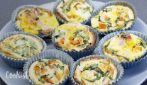 Easy Mini Quiches: expensive to buy, but so simple to make!