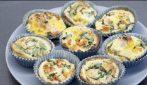 Mini quiche: perfette come antipasto o per un buffet fatto in casa!