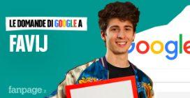 Favij, horror, Fortnite, YouTube, Instagram: lo youtuber risponde alle domande di Google