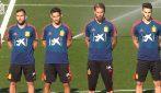 Spagna, l'omaggio di Sergio Ramos e compagni per Reyes
