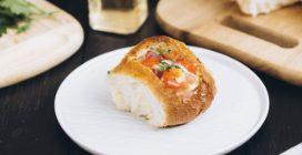 Panini farciti all'uovo: perfetti per un aperitivo o una cena sfiziosa!